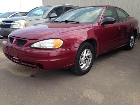 2004 Pontiac Grand Am for sale in Ortonville, MN