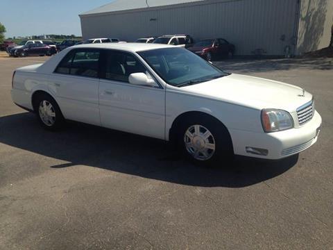 2005 Cadillac DeVille for sale in Ortonville, MN