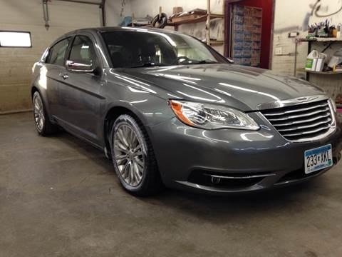 2013 Chrysler 200 for sale in Ortonville, MN