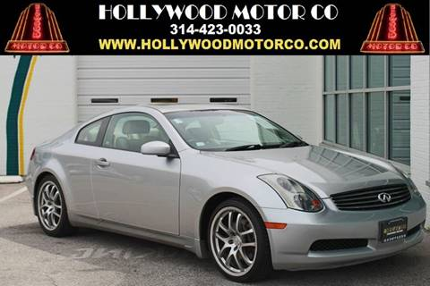 2005 Infiniti G35 for sale in Saint Louis, MO