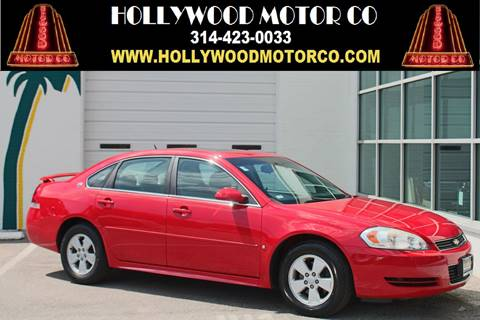 2009 Chevrolet Impala for sale in Saint Louis, MO