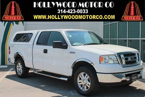 Ford trucks for sale in saint louis mo Hollywood motors st louis mo
