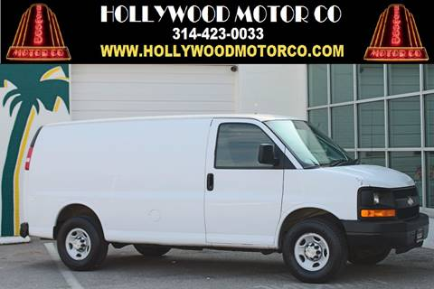 2008 Chevrolet Express Cargo for sale in Saint Louis, MO