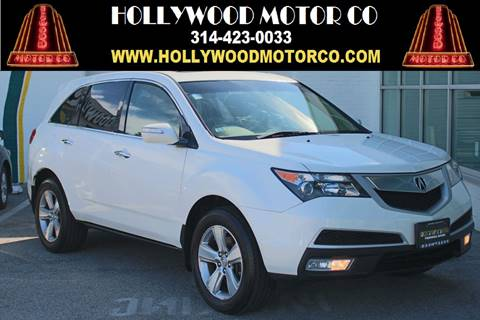 2011 Acura MDX for sale in Saint Louis, MO