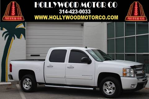 Used chevrolet trucks for sale in saint louis mo Hollywood motors st louis mo