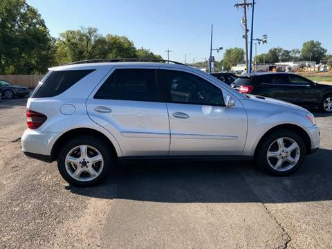 2008 Mercedes Benz ML350 For Sale In Topeka, KS