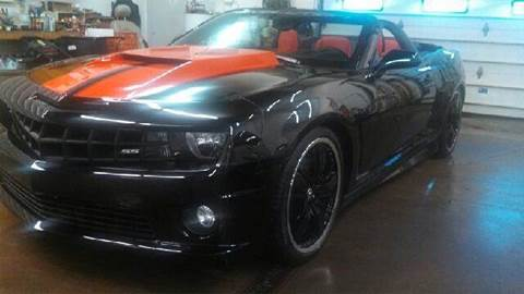 2011 Chevrolet Camaro for sale at Kachar's Used Cars Inc in Monroe MI