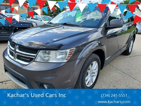 2016 Dodge Journey for sale in Monroe, MI