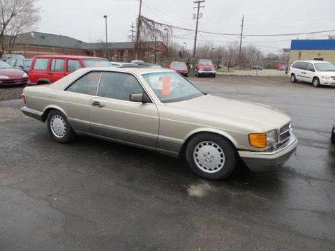 1989 Mercedes-Benz 560-Class