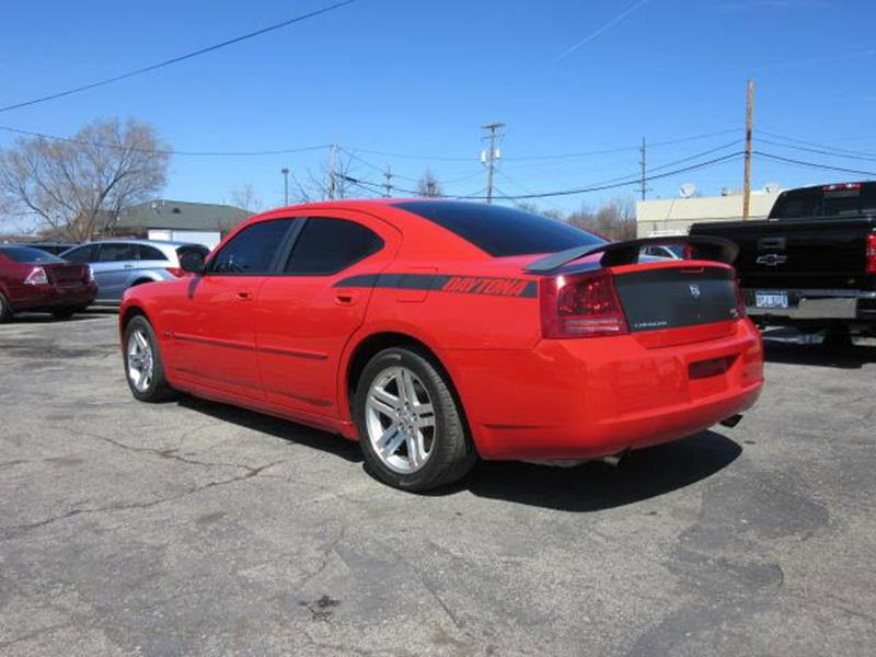 2006 Dodge Charger RT 4dr Sedan - Clinton Township MI