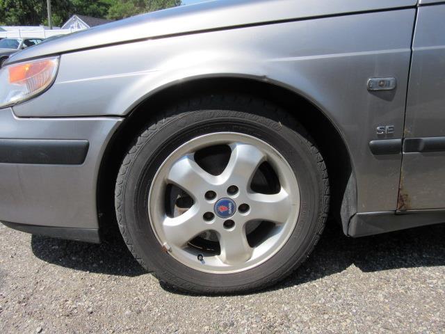 2001 Saab 9-5 4dr SE V6t Turbo Wagon - Clinton Township MI