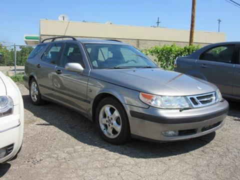2001 Saab 9-5 for sale in Clinton Township, MI
