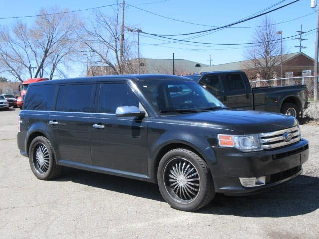 2010 Ford Flex Limited 4dr Crossover - Clinton Township MI