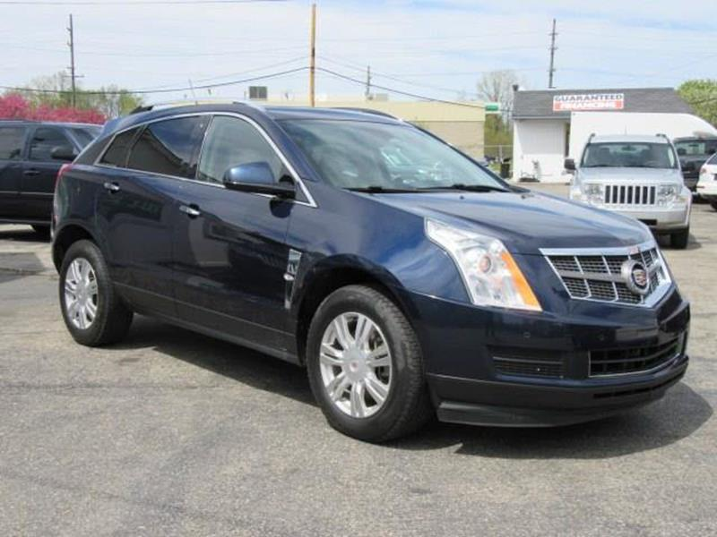 2010 Cadillac SRX Luxury Collection 4dr SUV - Clinton Township MI