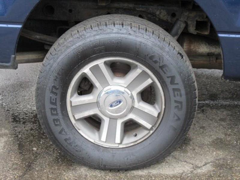 "2007 Ford F-150 4WD Supercab 133"" XLT - Clinton Township MI"