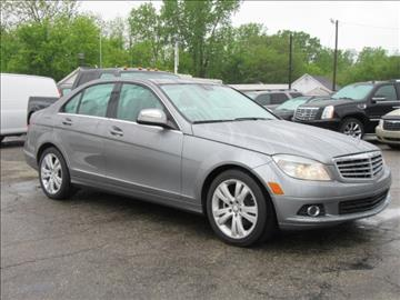 2009 Mercedes-Benz C-Class for sale in Clinton Township, MI