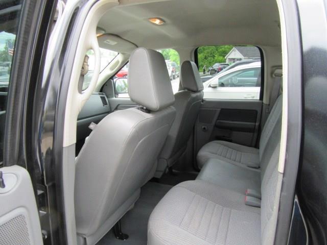 "2008 Dodge Ram Pickup 1500 2WD Quad Cab 140.5"" SLT - Clinton Township MI"