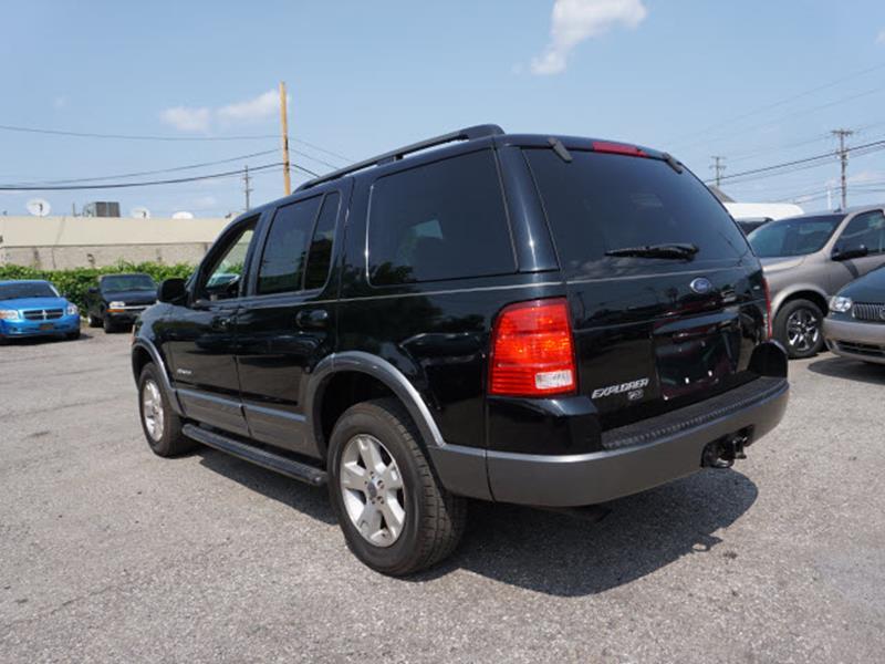 2004 Ford Explorer 4dr XLT 4WD SUV - Clinton Township MI