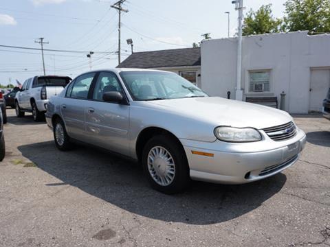 2003 Chevrolet Malibu for sale in Clinton Township, MI