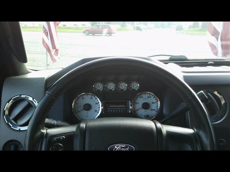 2008 Ford F-250 Super Duty FX4 - Clinton Township MI