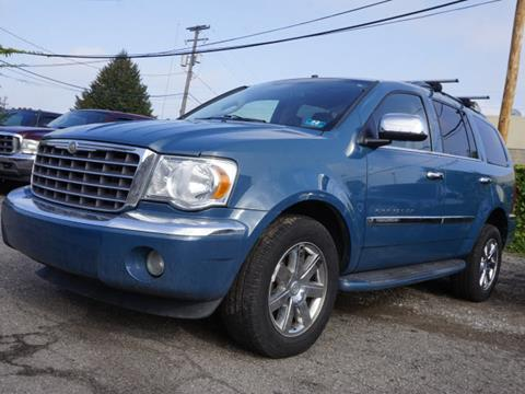 2009 Chrysler Aspen for sale in Clinton Township, MI