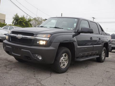 2004 Chevrolet Avalanche for sale in Clinton Township, MI