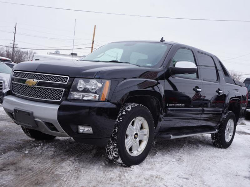 2008 chevrolet avalanche z71 in clinton township mi lakeside auto 2008 chevrolet avalanche z71 clinton township mi sciox Choice Image