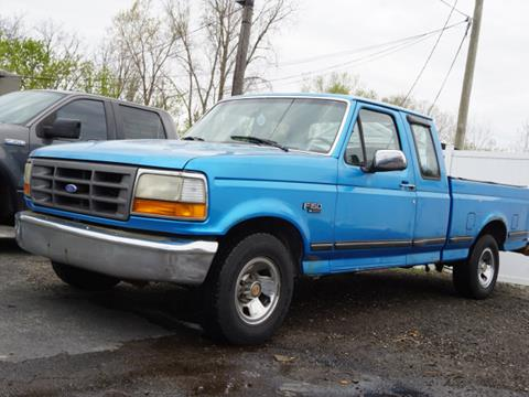 1995 Ford F-150 for sale in Clinton Township, MI