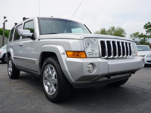 2010 Jeep Commander for sale in Clinton Township, MI
