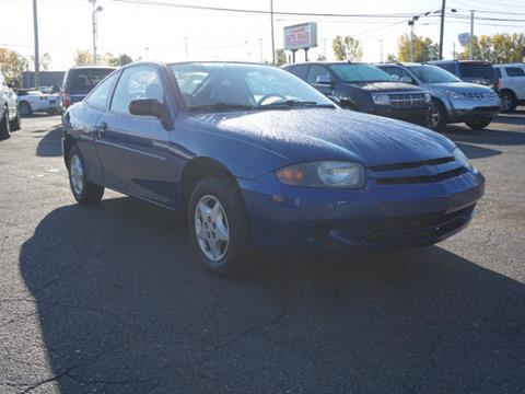 2004 Chevrolet Cavalier for sale in Clinton Township, MI