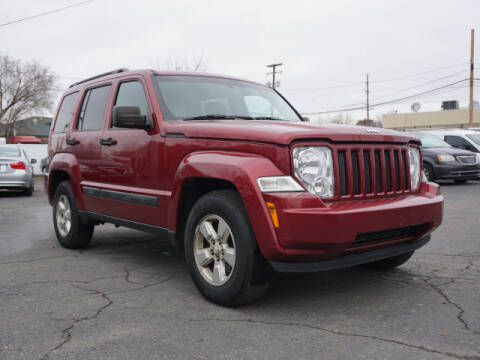 2012 Jeep Liberty for sale in Clinton Township, MI