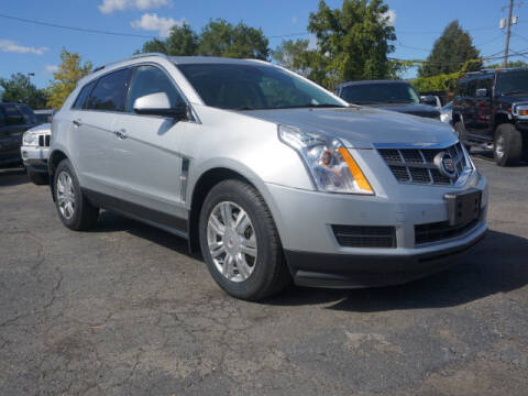 2012 Cadillac SRX for sale in Clinton Township, MI