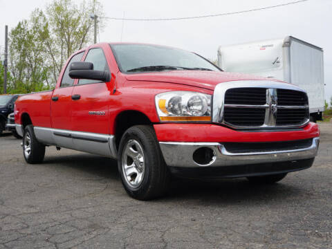 2006 Dodge Ram Pickup 1500 for sale in Clinton Township, MI