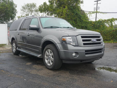 2010 Ford Expedition EL for sale in Clinton Township, MI
