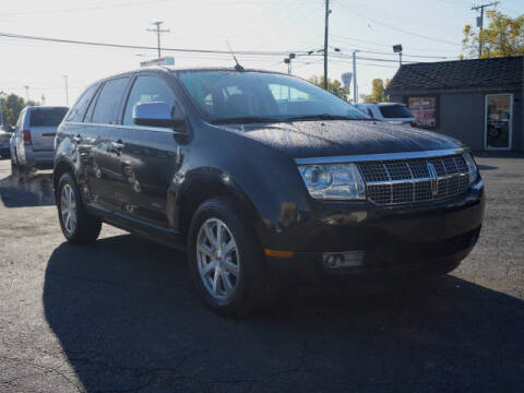 2010 Lincoln MKX for sale in Clinton Township, MI