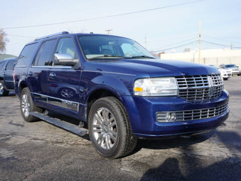 2008 Lincoln Navigator for sale in Clinton Township, MI