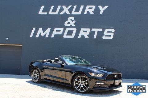2015 Ford Mustang for sale in Leavenworth, KS