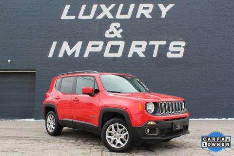 2018 Jeep Renegade for sale in Leavenworth, KS