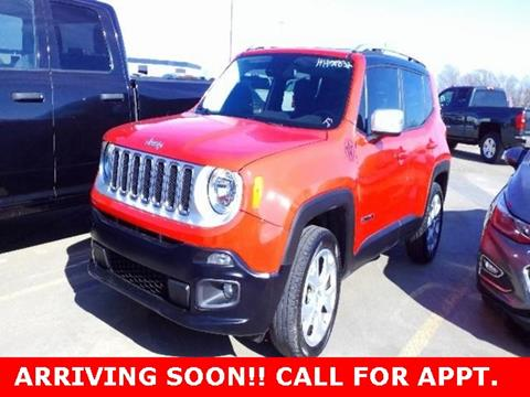 2015 Jeep Renegade for sale in Leavenworth, KS