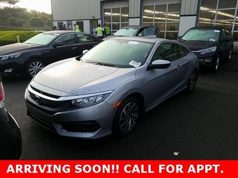 2016 Honda Civic for sale in Leavenworth, KS