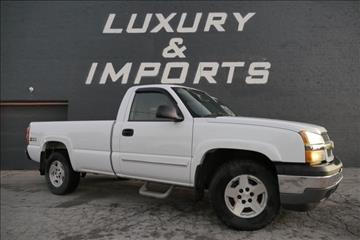2005 Chevrolet Silverado 1500 for sale in Leavenworth, KS