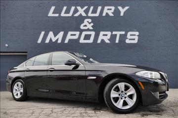 2013 BMW 5 Series for sale in Leavenworth, KS