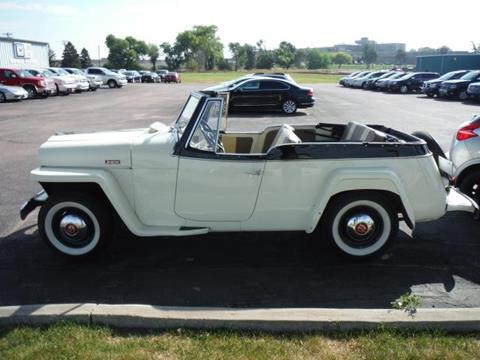 1949 Willys Jeepster for sale in Sioux Falls, SD