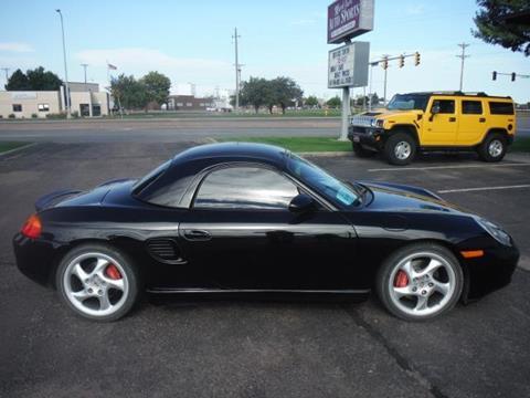 2001 Porsche Boxster for sale in Sioux Falls, SD