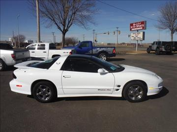 2001 Pontiac Firebird for sale in Sioux Falls, SD
