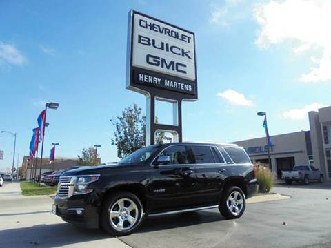 2015 Chevrolet Tahoe for sale in Leavenworth, KS