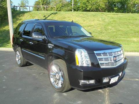 2014 Cadillac Escalade for sale in Leavenworth KS