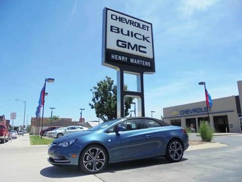2016 Buick Cascada for sale in Leavenworth KS