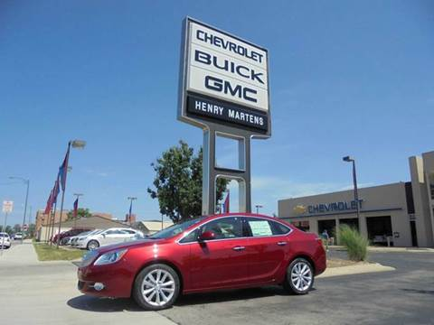 2016 Buick Verano for sale in Leavenworth KS