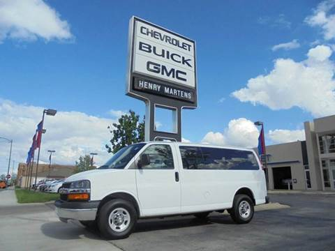 2015 Chevrolet Express Passenger for sale in Leavenworth KS